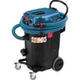 Bosch Professional GAS 55 M AFC Nass-& Trockensauger, 55 l Behältervolumen, Staubklasse M -