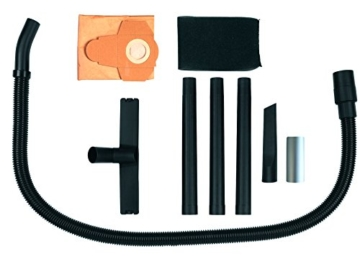 Einhell Nass-Trockensauger TC-VC 1812 S (1250 W, 180 mbar, 12 l, Edelstahlbehälter, umfangreiches Zubehör) -